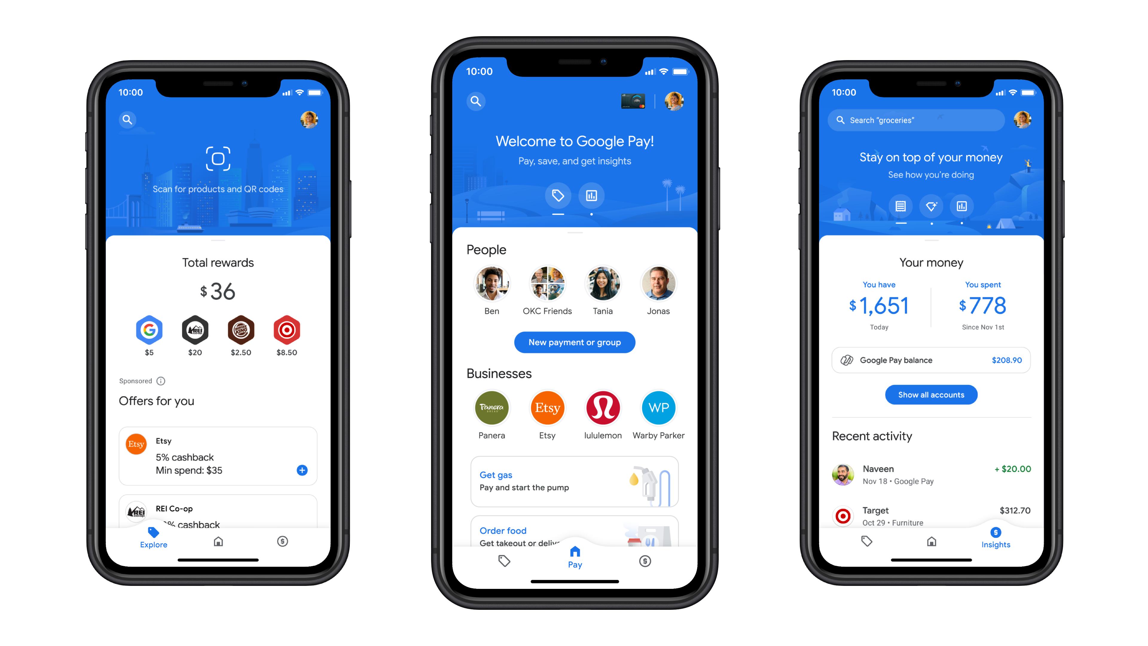 Google Pay gets a major
