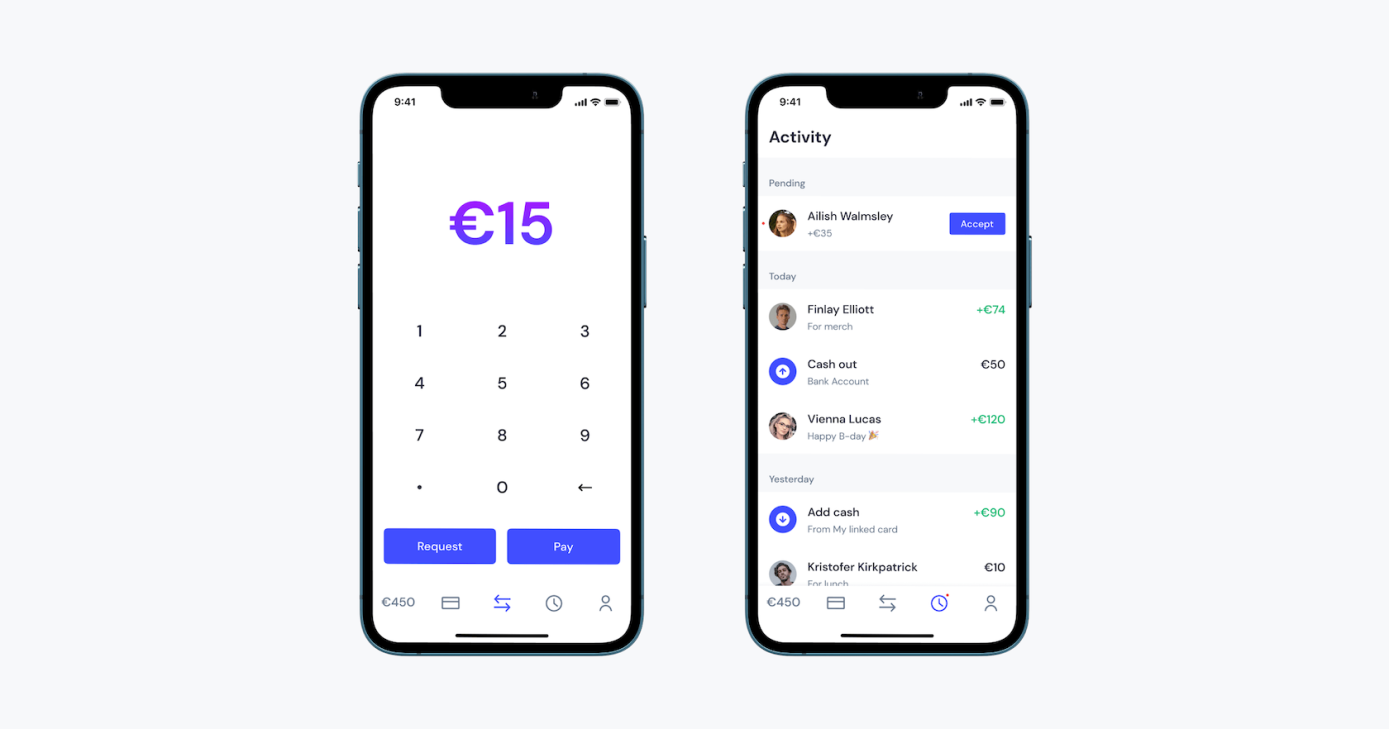 Joompay launches its bill-splitting payment app across Europe to take on Transferwise and others