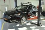 Mobileye-autonomous vehicle