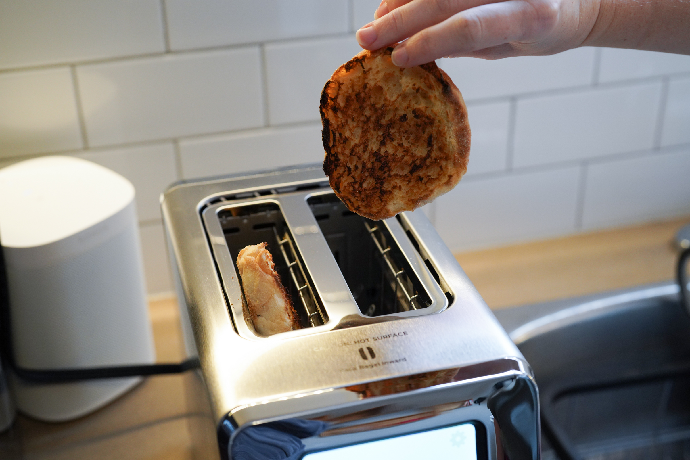 Revolution Cooking's R180 Smart Toaster delivers smarter, faster toasting — for a price – TechCrunch 4