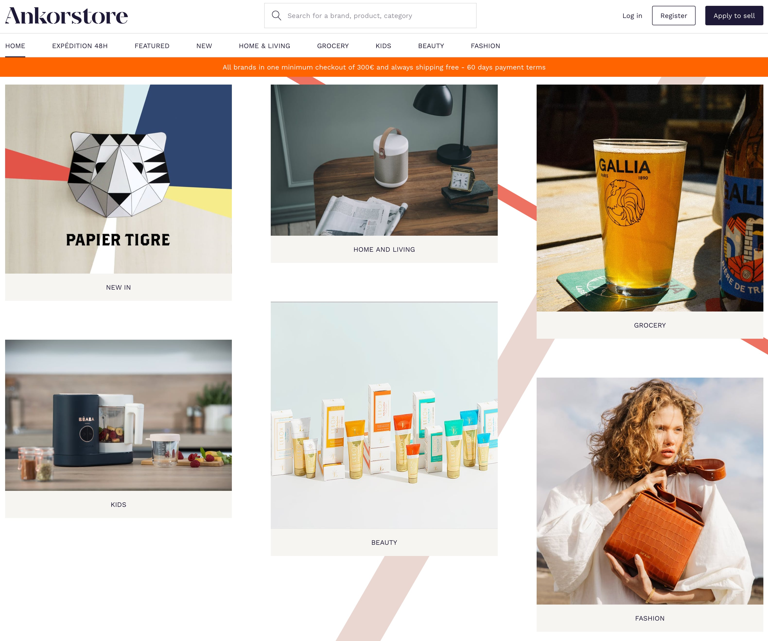 Ankorstore raises .9 million for its wholesale marketplace