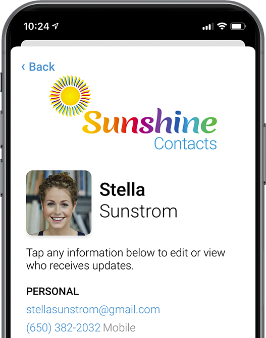 Sunshine Contacts may have given out your home address, even if you're not using the app – TechCrunch 4