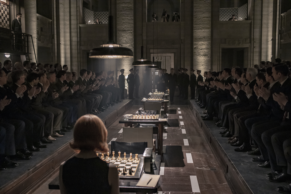 Original Content podcast: 'The Queen's Gambit' is the historical chess drama we need right now | TechCrunch