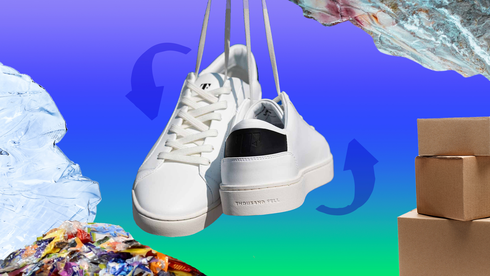 Startup brands like the shoe company
