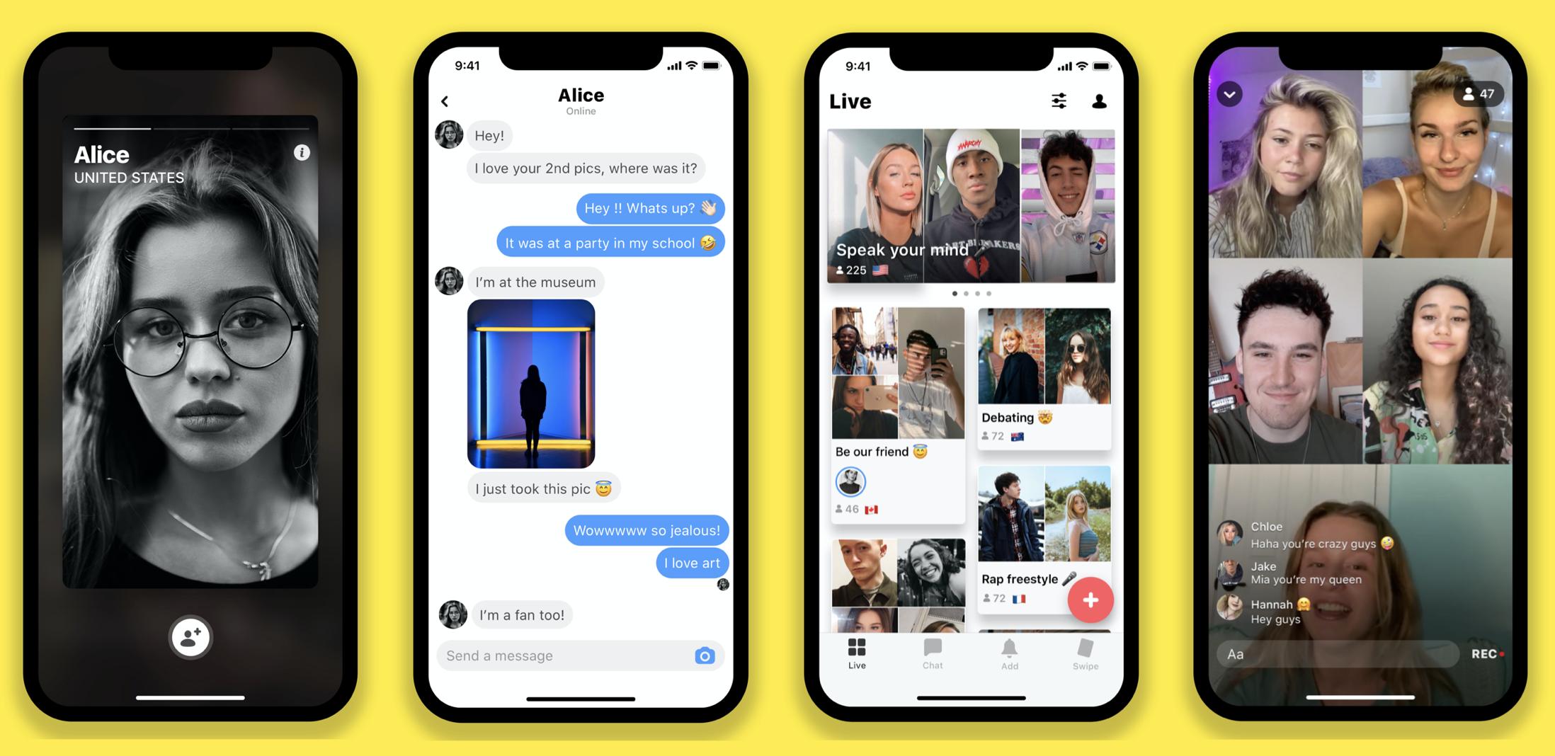 Yubo could be the next big social app as it raises .5 million