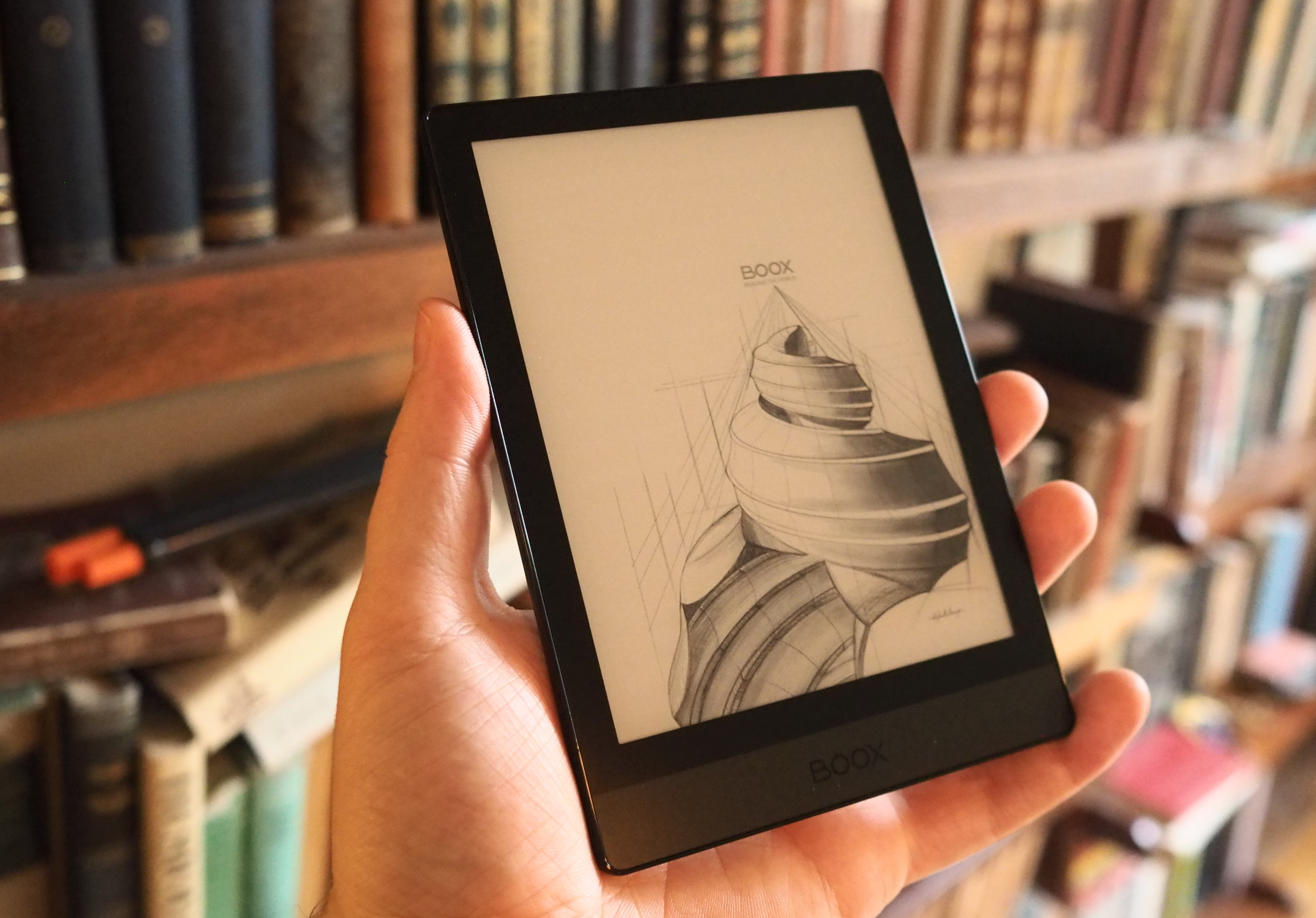 The Boox Poke 3 is my new favourite e-reader
