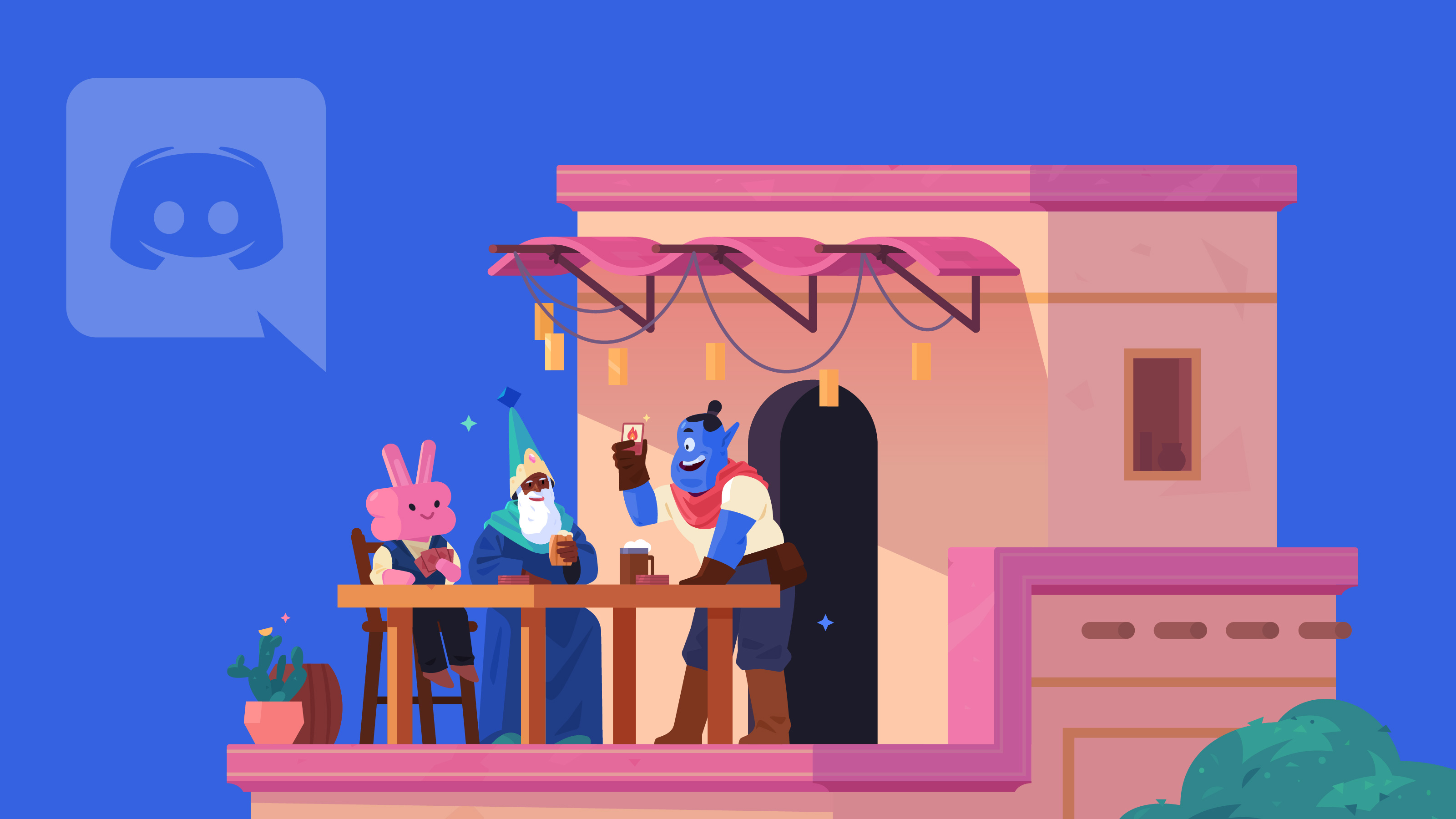 discord illustration