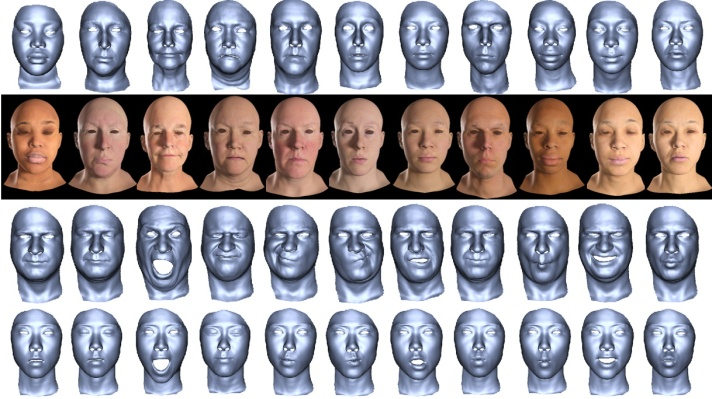 Flexible expressions could lift 3D-generated faces out of the uncanny valley - techcrunch