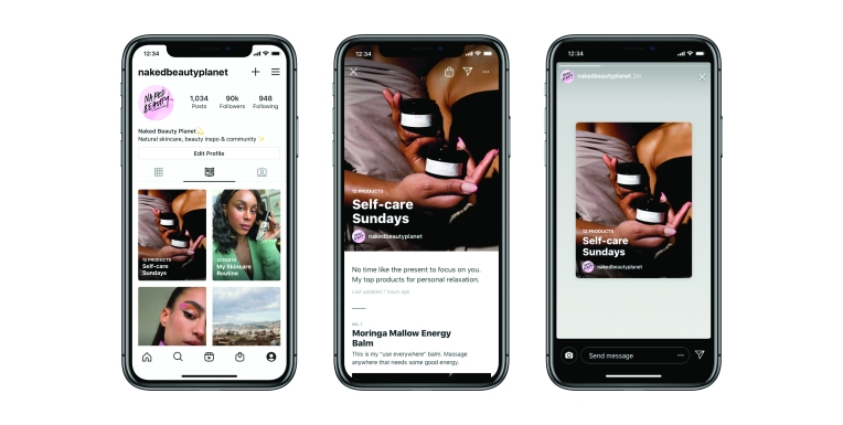 Instagram expands new 'Guides' feature to all users, upgrades Search – TechCrunch