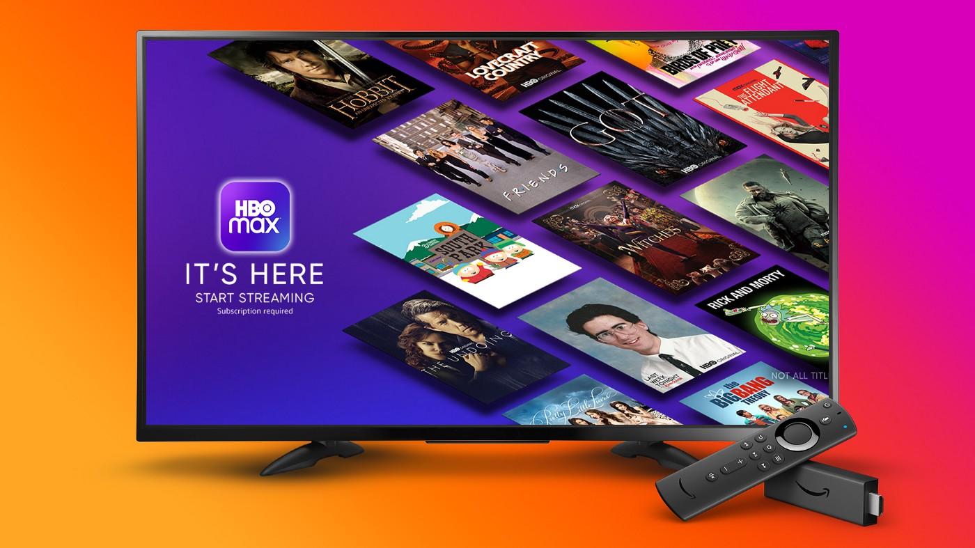 HBO Max gets Amazon Fire TV support