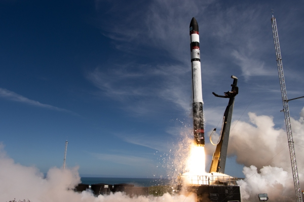 Rocket Lab prepares to recover second booster at sea after May 15 launch - techcrunch