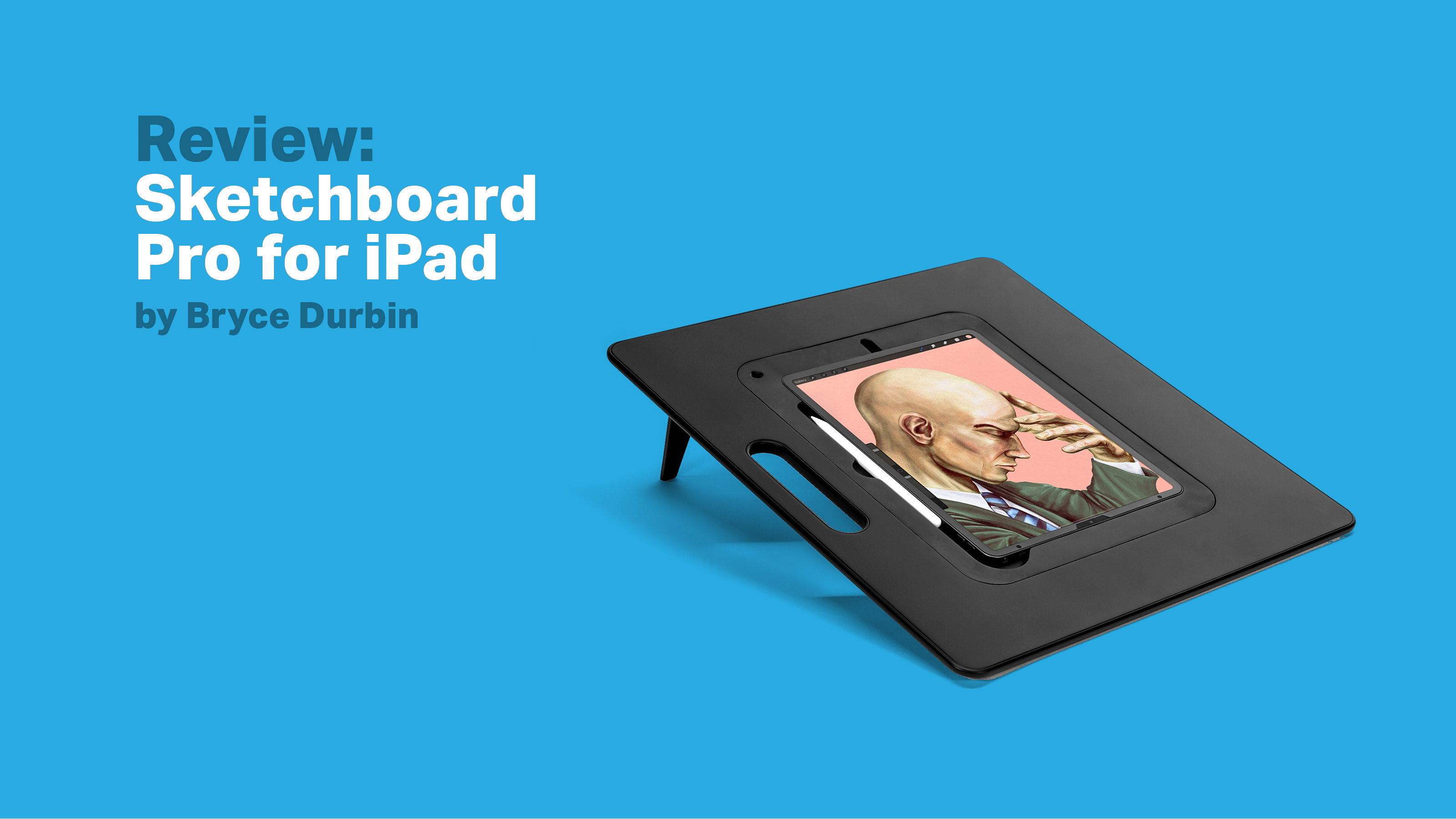 Review: Sketchboard Pro for iPad