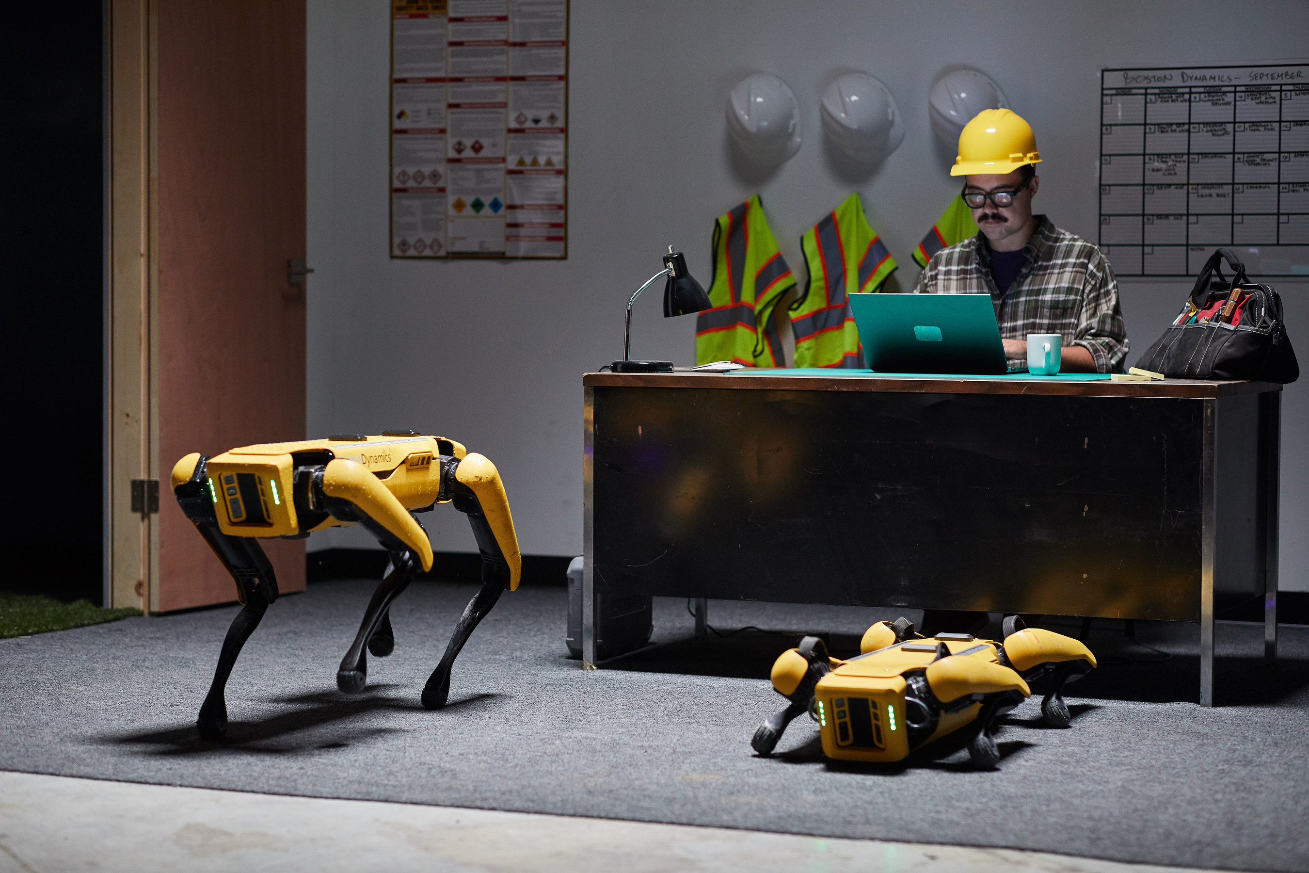 Hyundai acquires robotics company Boston Dynamics in $1.1 billion deal