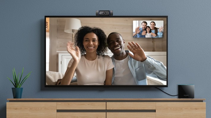 Amazon's Fire TV Cube adds support for two-way video calls via a connected TV – TechCrunch