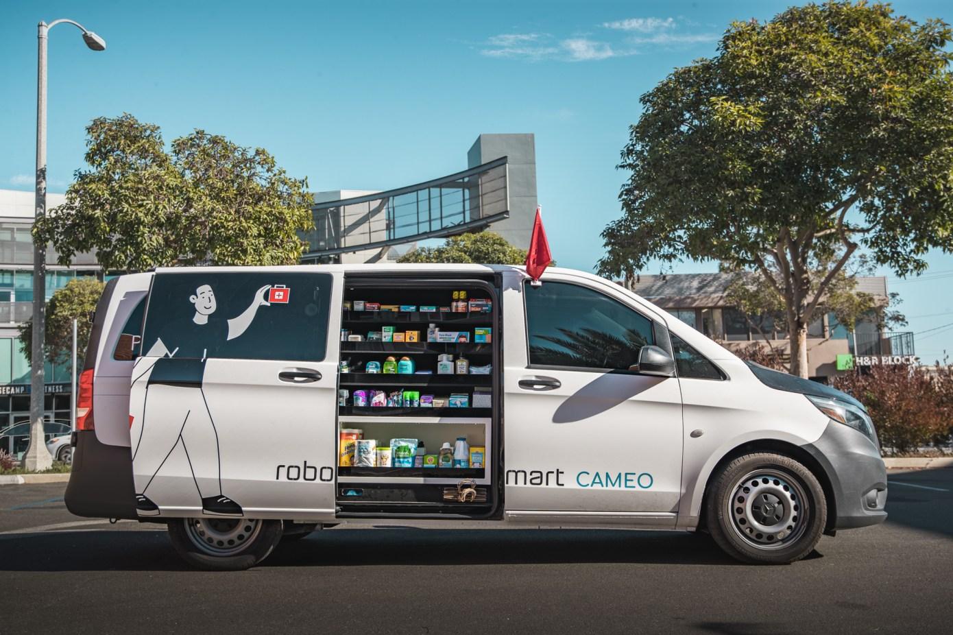 Robomart in Los Angeles
