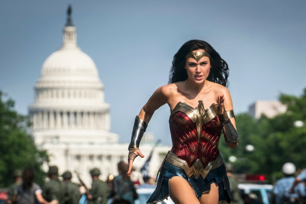'Wonder Woman 1984' might be a beautiful mess, or maybe just a mess – TechCrunch