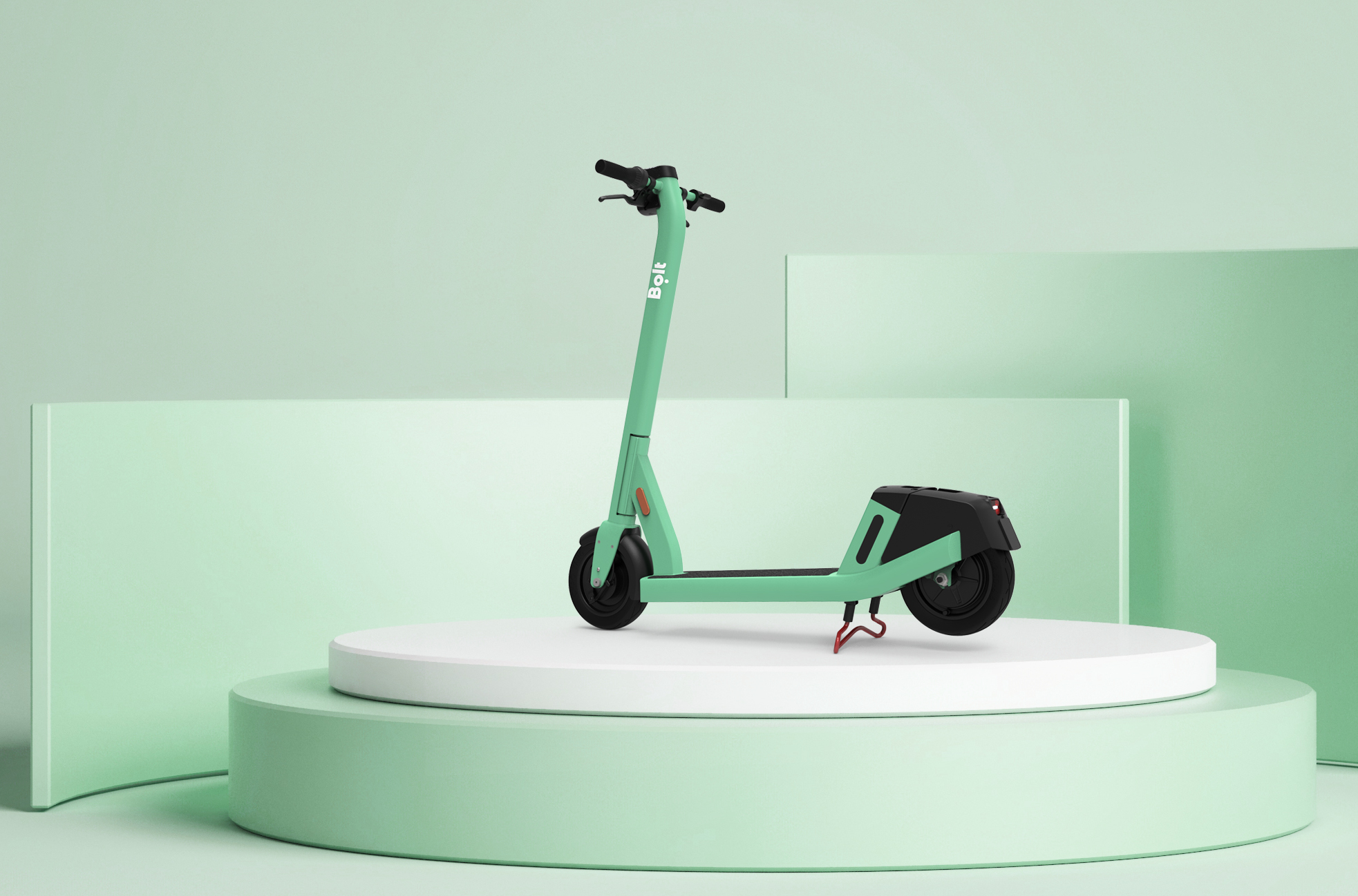 Bolt unveils its fourth-generation scooter