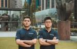 Finantier co-founders Keng Low and Diego Rojas