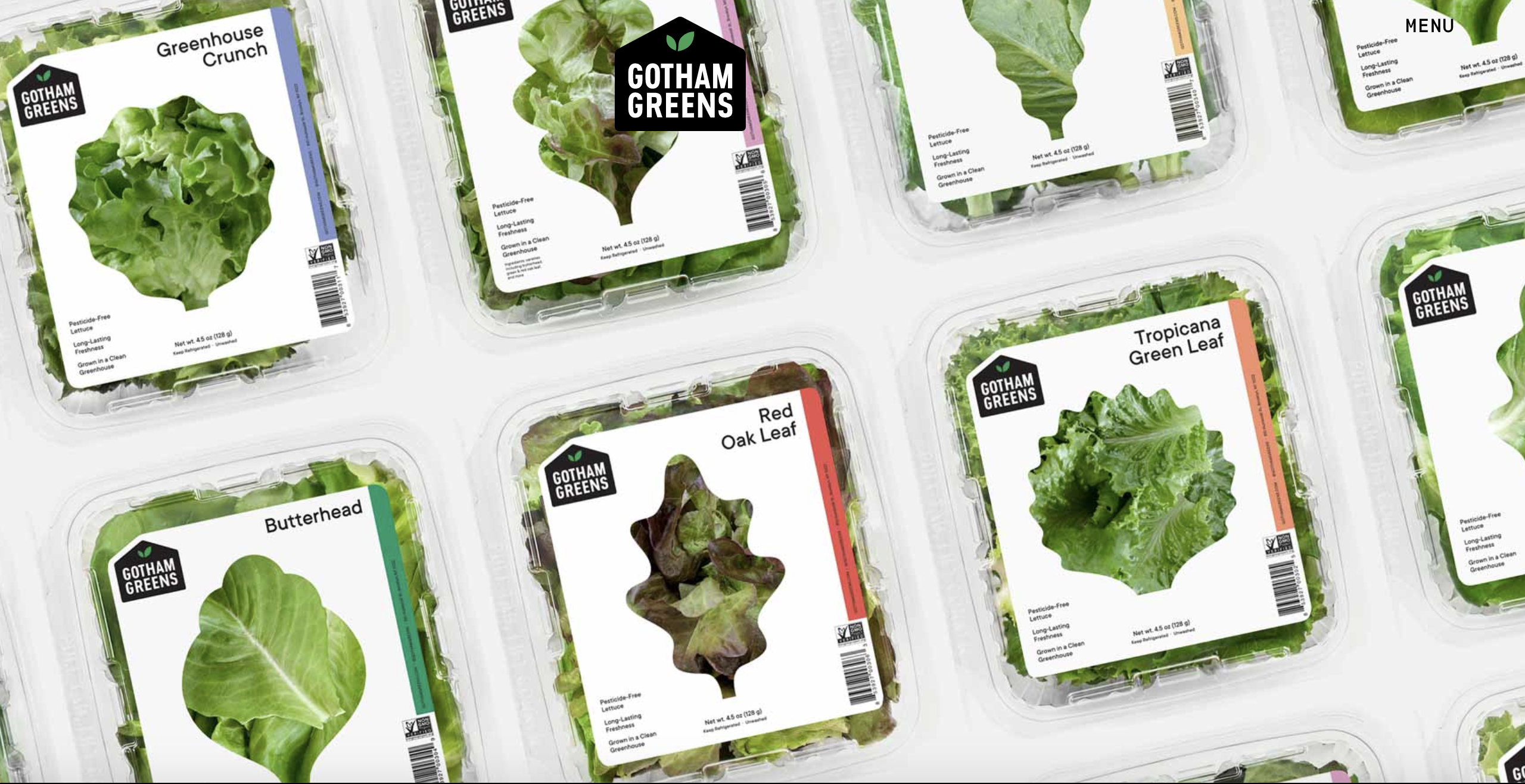 New York-based indoor ag company Gotham Greens raises $87 million