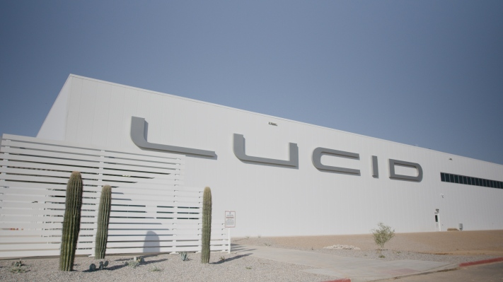 Lucid Motors strikes SPAC deal to go public with $24 billion valuation thumbnail