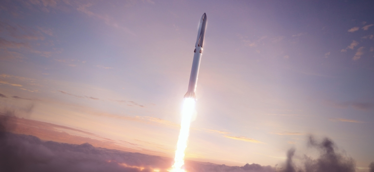 Elon Musk says SpaceX will try to recuperate Super Heavy rocket by catching it with launch tower thumbnail