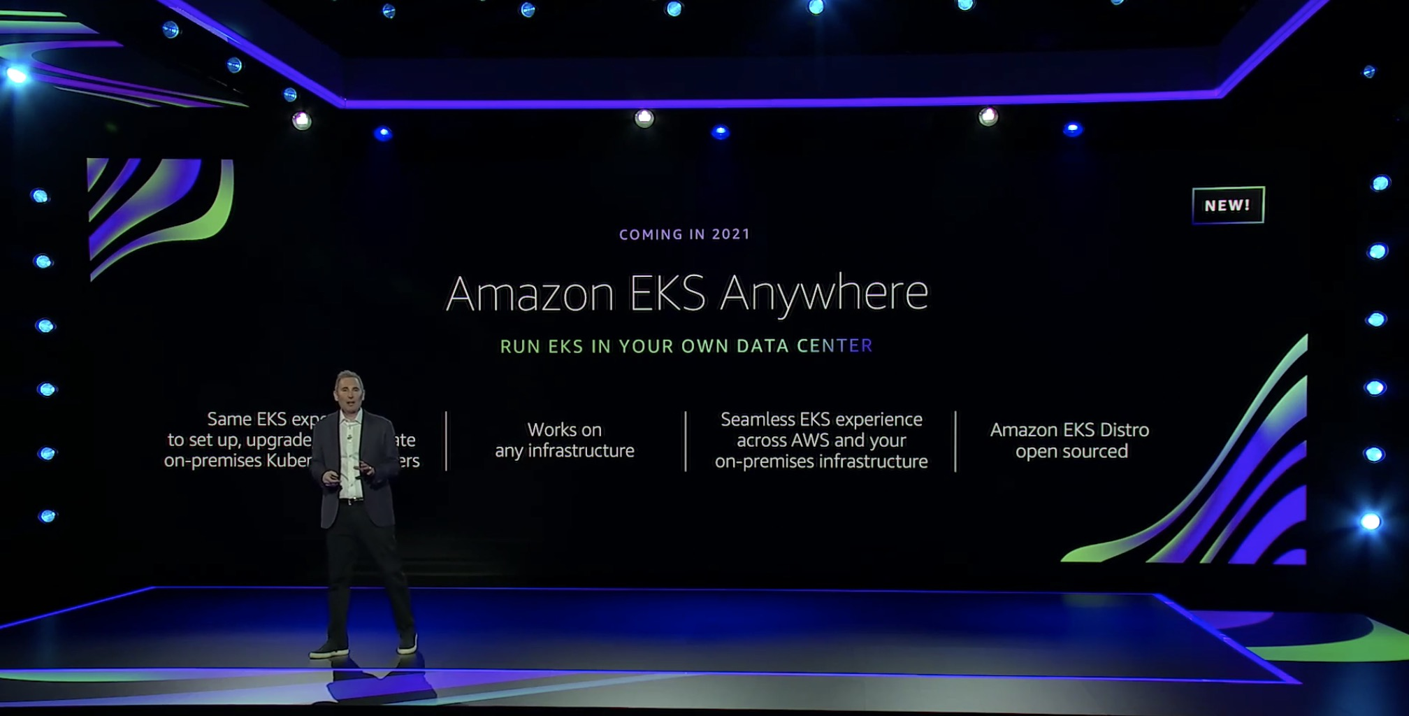 Amazon Is Bringing macOS To Its AWS Cloud
