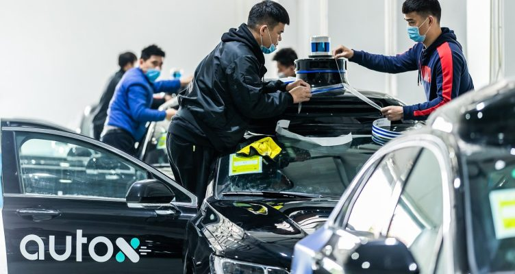 AutoX becomes China's first to remove safety drivers from robotaxis – TechCrunch