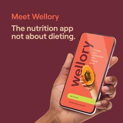 Wellory raises $4.5M for its 'anti-diet' nutrition app – TechCrunch