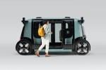 Zoox Fully Autonomous, All-electric Robotaxi