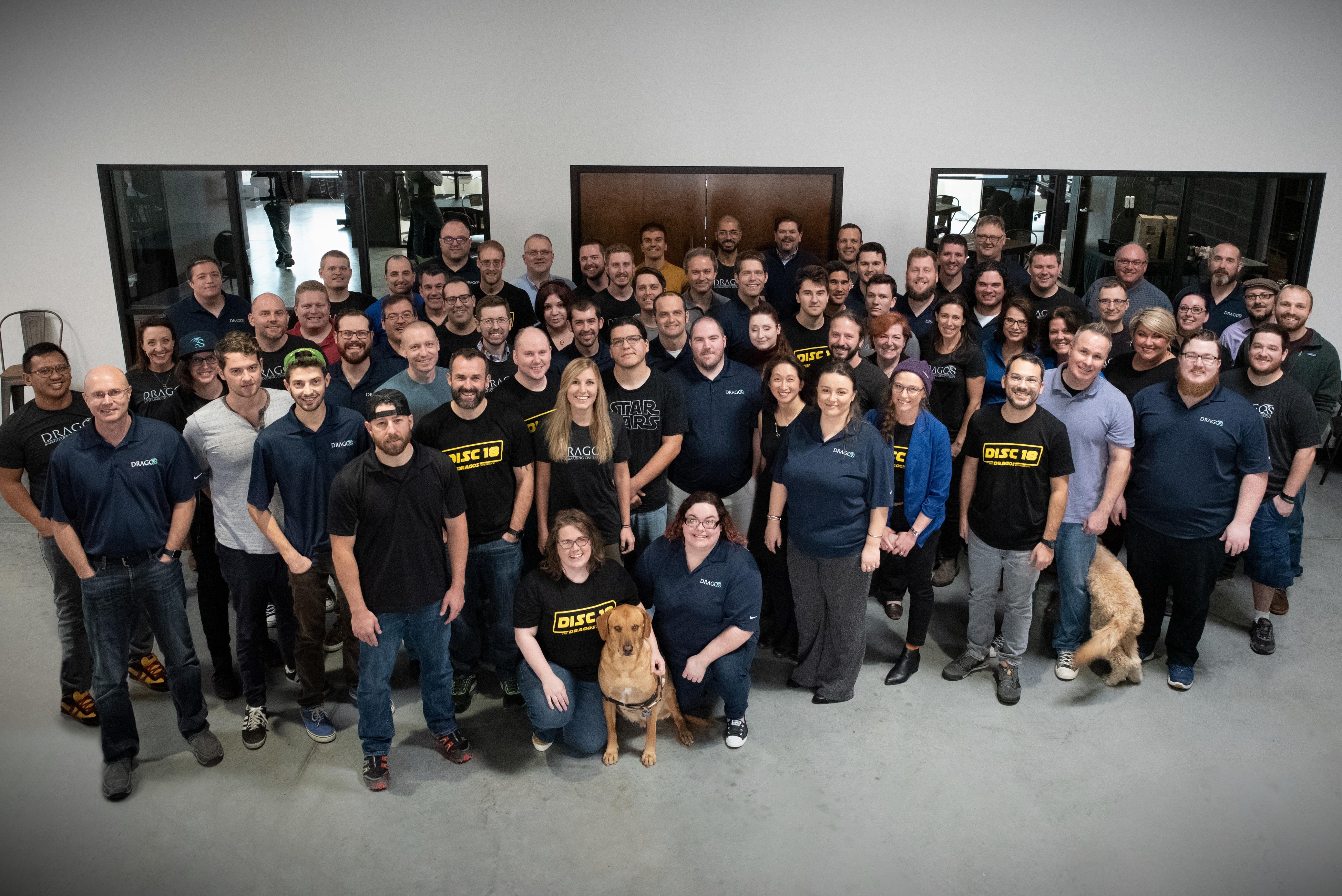 Dragos team picture