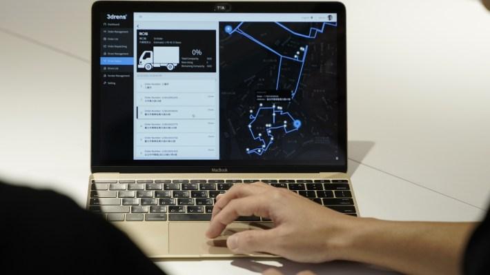 3Drens helps fleet operators use their vehicles more efficiently