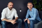 Booksy Founders - Konrad Howard and Stefan Batory