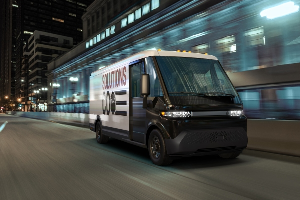 GM targets delivery companies with new EV business unit BrightDrop