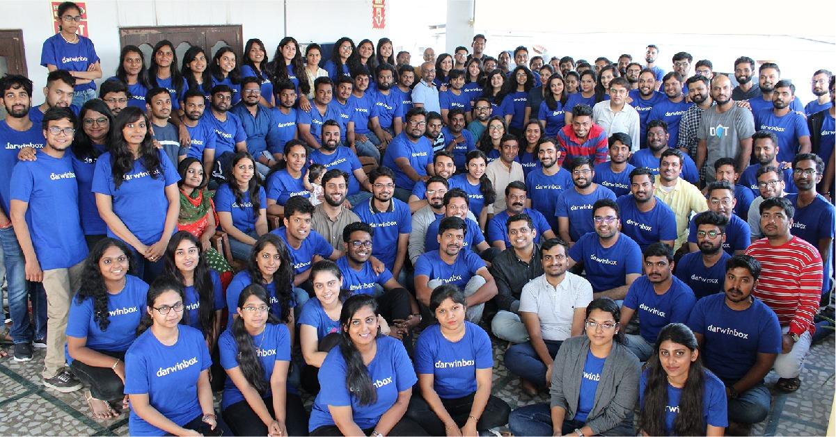 Salesforce возглавляет инвестиционный раунд на 15 миллионов долларов в индийской HR-платформе Darwinbox