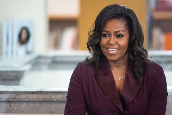 Michelle Obama calls on Silicon Valley to permanently ban Trump and prevent platform abuse by future leaders