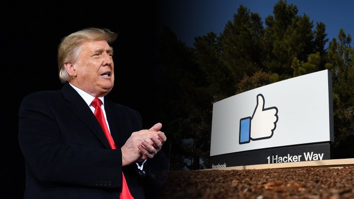 You can now give Facebook's Oversight Board feedback on the decision to suspend Trump