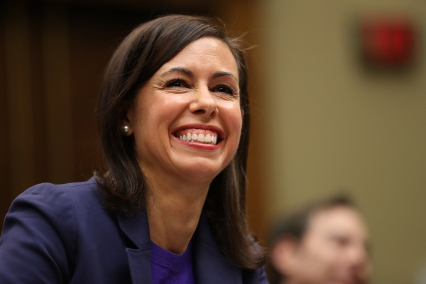 The FCC has a new acting Chairwoman in Jessica Rosenworcel