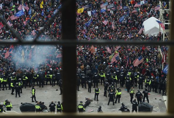 Threat of inauguration violence casts a long shadow over social media - techcrunch