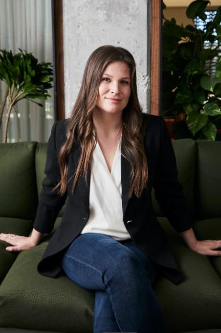 Literati CEO Jessica Ewing