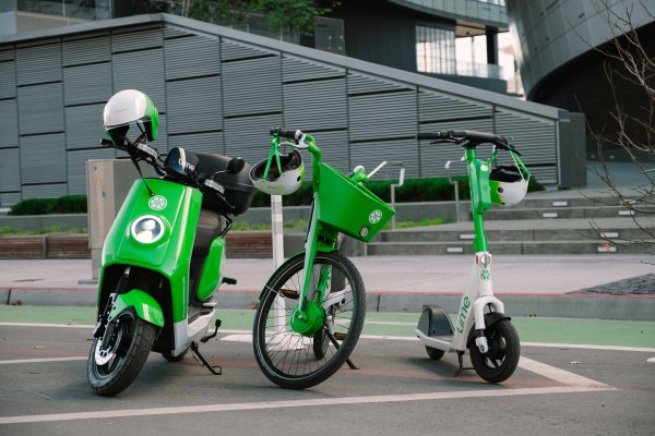 Shared micromobility...