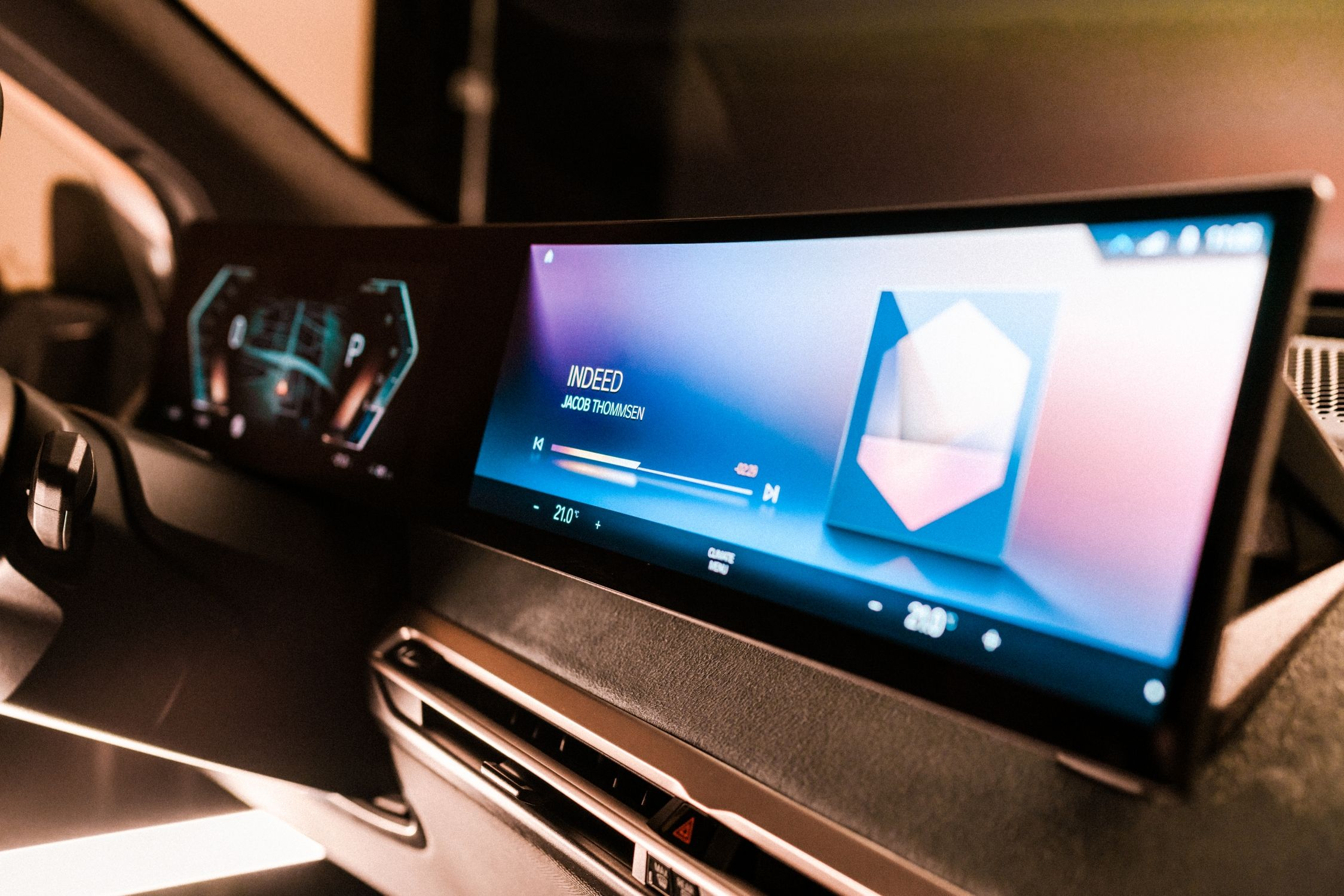 BMW To Showcase Future Of iDrive At CES
