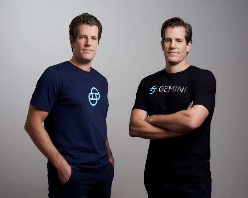 Gemini is launching a credit card with bitcoin rewards