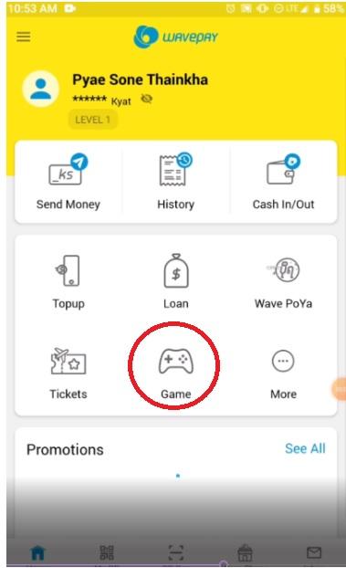 Goama's gaming platform integrated into money transfer app WavePay