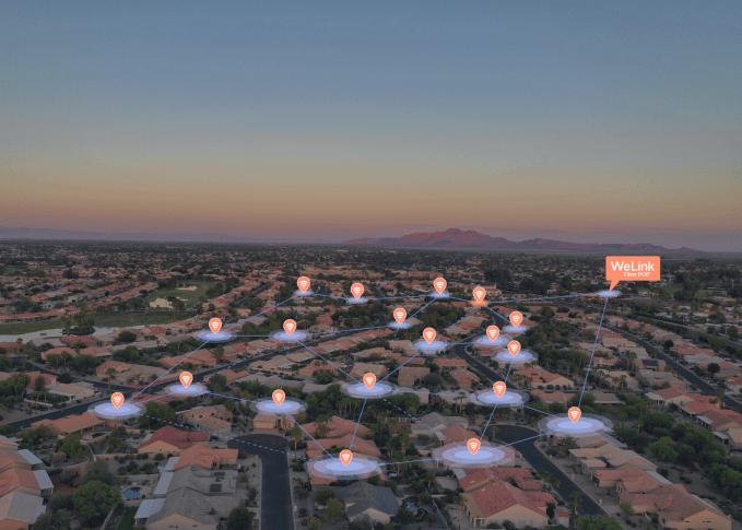 WeLink привлекает 185 миллионов долларов на предоставление дома высокоскоростного беспроводного интернета с использованием 5G 2021 5G, интернет
