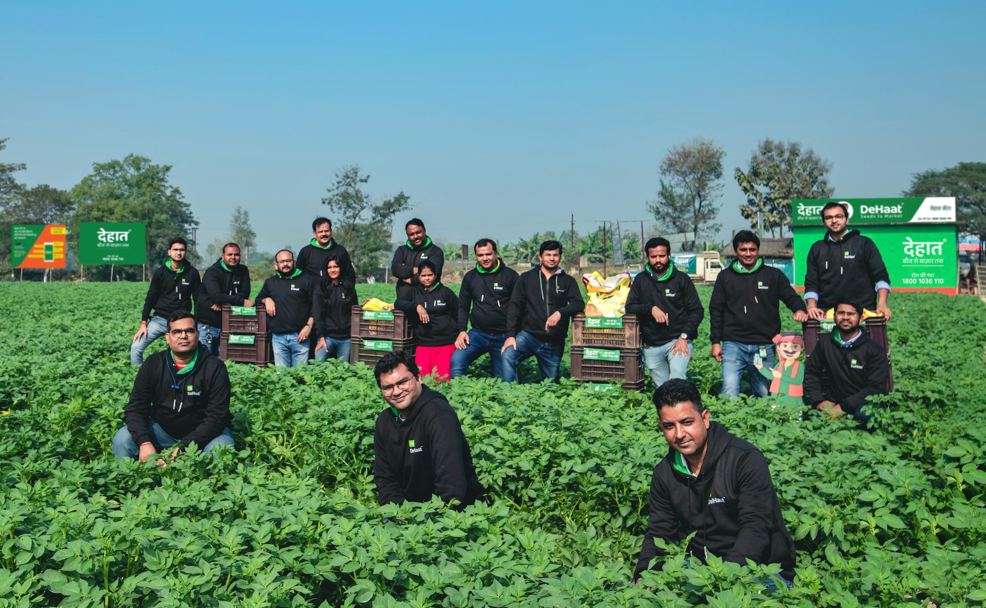 techcrunch.com - Manish Singh - Prosus Ventures leads $30 million investment in Indian agritech startup DeHaat