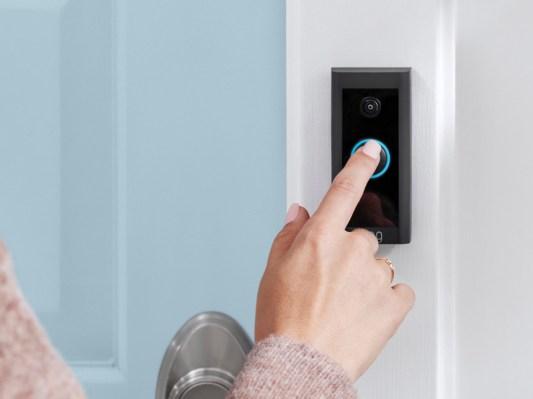 Ring's new video doorbell is $60 - techcrunch