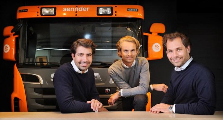 Digital road freight forwarder Sennder raises $160M Series, plans European expansion