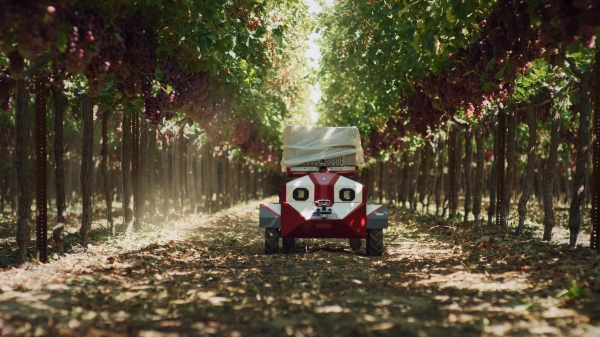Future Acres launches with the arrival of crop-transporting robot, Carry