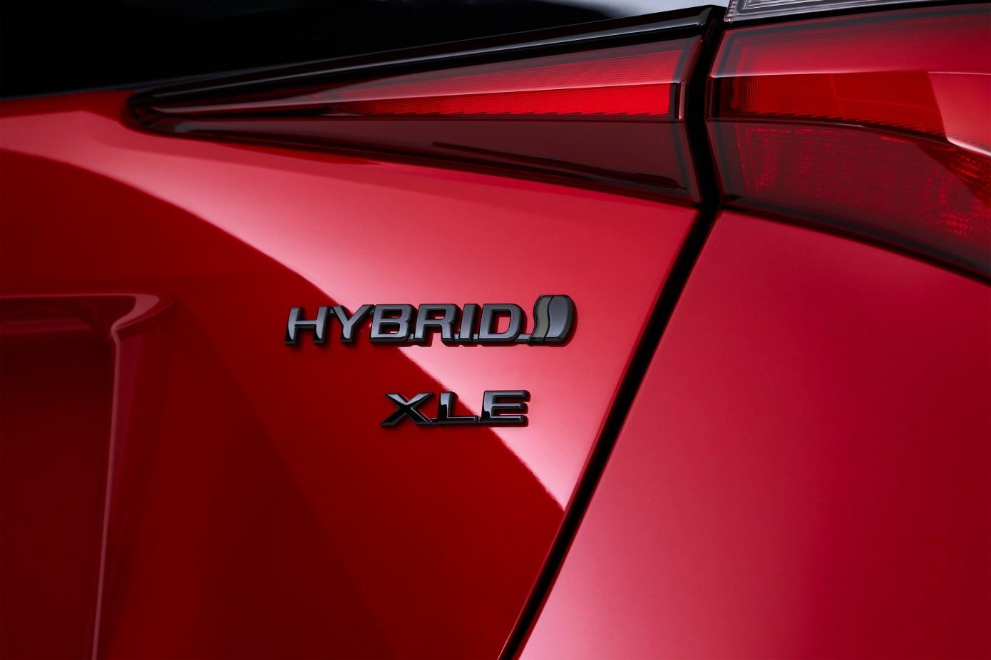 Toyota va commercialiser 3 nouveaux véhicules électrifiés aux États-Unis