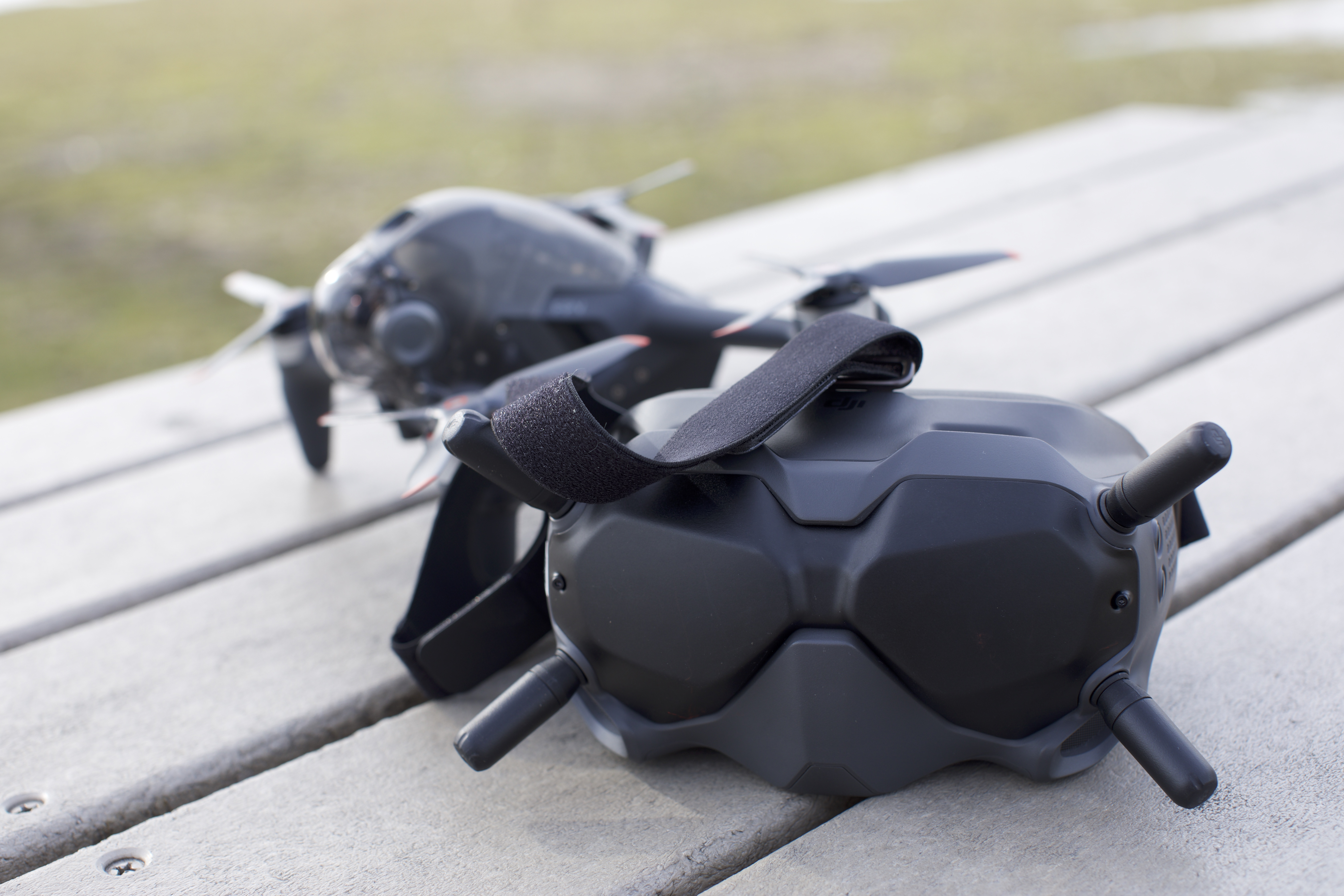 DJI launches an all-in-one FPV drone system